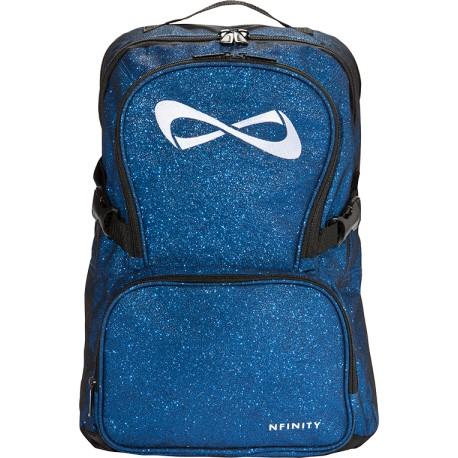 sac à dos Nfinity bleu