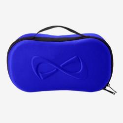 Make up case blue