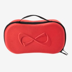 Make up case red