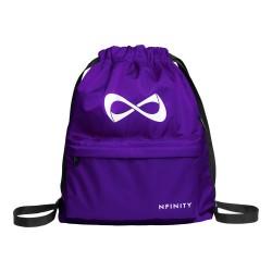 Nfinity festival bag violet